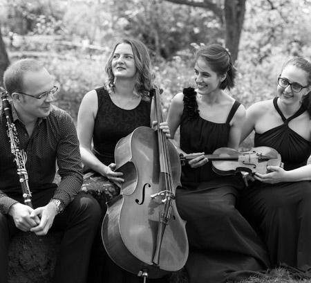 Music for Quartets