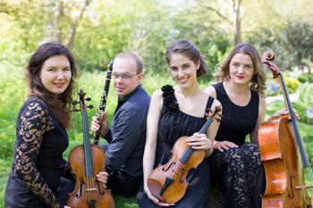 Quartets - Repertoire suitable for quartets performed by Ensemble Mirage